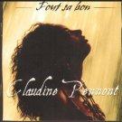 Claudine Pennont - Fout sa bon - zouk