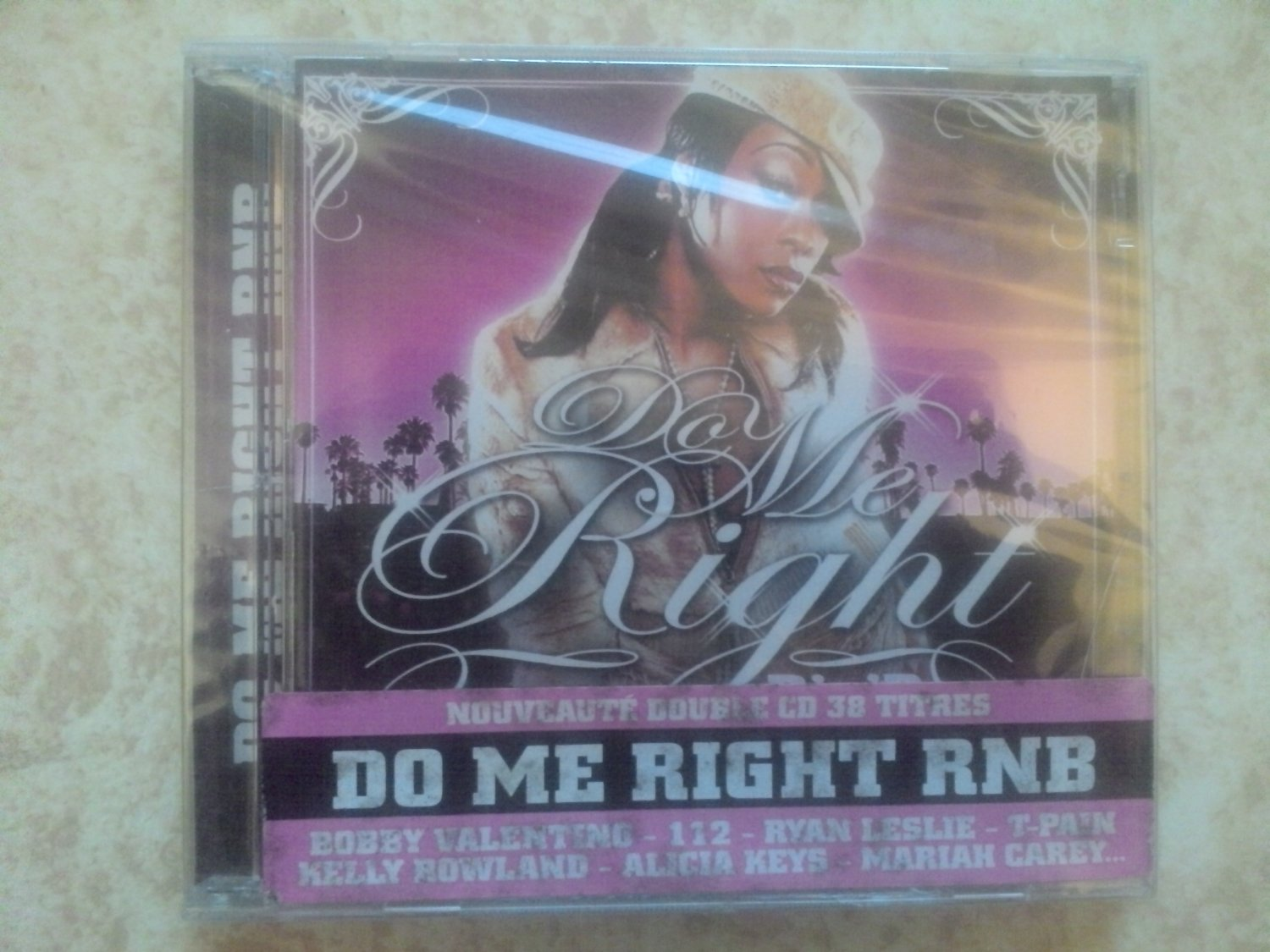 Do me right Rnb - 2xcd