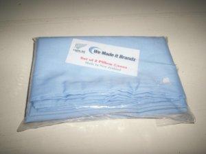 Blue Pillow Cases