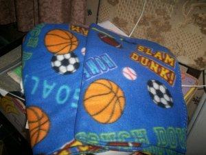 Baby Boy Blanket