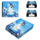 Pyeongchang 2018 decal skin sticker for PS4 Pro console and controllers