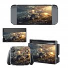 World of Tanks decal skin sticker for Nintendo Switch console and controllers