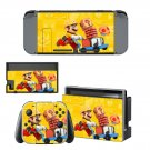 Super Mario Maker decal skin sticker for Nintendo Switch console and controllers