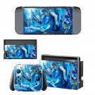 Bayonetta decal skin sticker for Nintendo Switch console and controllers