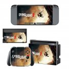 Dying Light 2 decal skin sticker for Nintendo Switch console and controllers