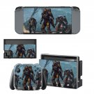 Anthem decal skin sticker for Nintendo Switch console and controllers