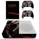 Bayonetta decal skin sticker for Xbox One S console and controllers