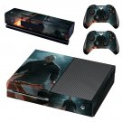 Friday the 13th decal skin sticker for Xbox One console and controllers