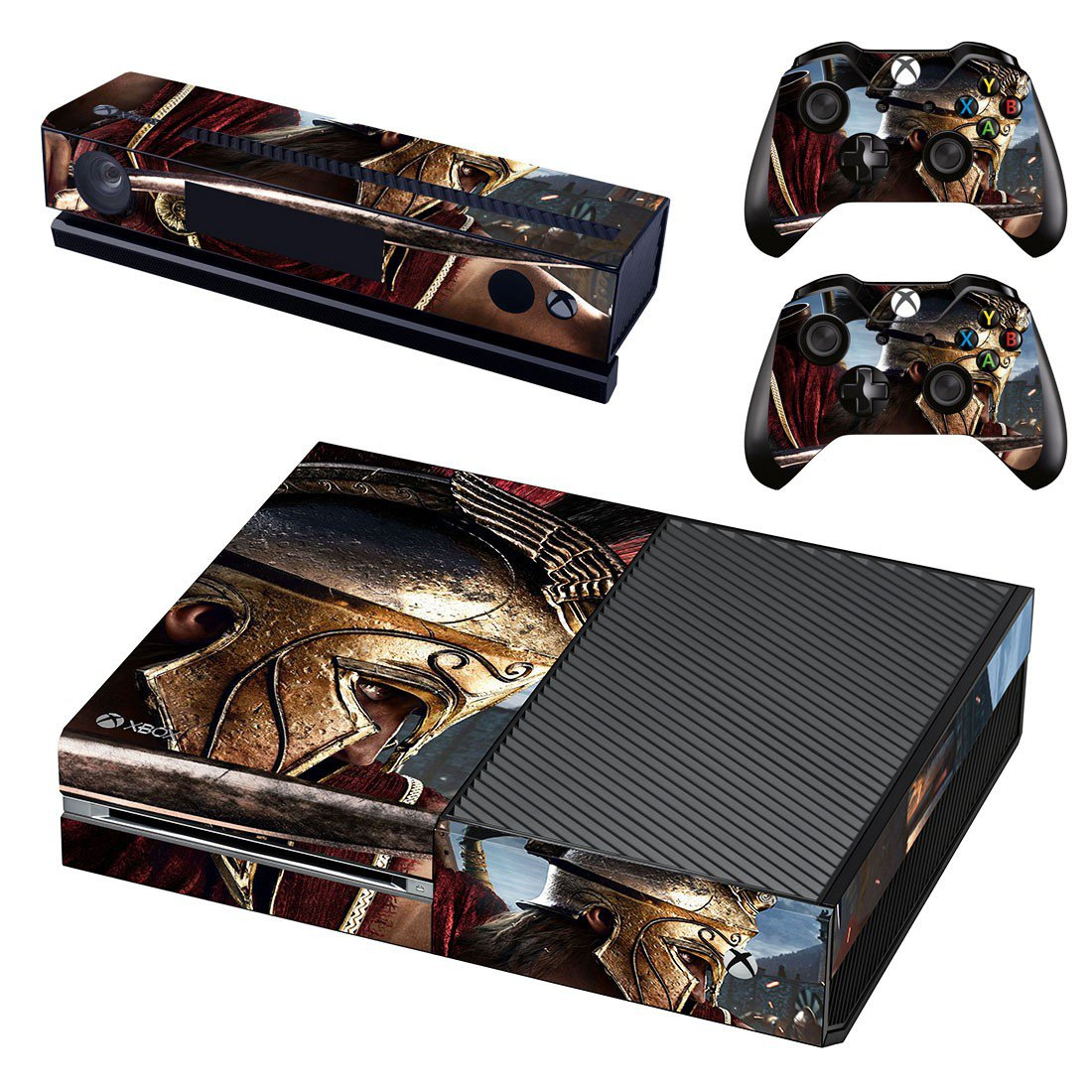 Assassin S Creed Odyssey Decal Skin Sticker For Xbox One Console