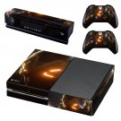 Anthem decal skin sticker for Xbox One console and controllers