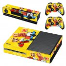 Super Mario Maker decal skin sticker for Xbox One console and controllers