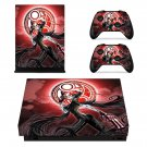 Bayonetta decal skin sticker for Xbox One X console and controllers