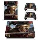 Assassin's Creed odyssey decal skin sticker for Xbox One X console and controllers