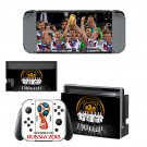 2018 FIFA World Cup Deutscher decal skin sticker for Nintendo Switch console and controllers