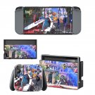 Fate Extella decal skin sticker for Nintendo Switch console and controllers