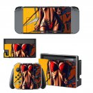 Sexy Lady decal skin sticker for Nintendo Switch console and controllers