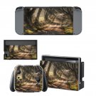 Dark Hedges decal skin sticker for Nintendo Switch console and controllers
