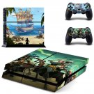 Sea of Thieves decal skin sticker for PS4 console and controllers