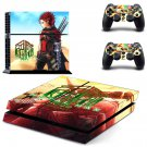 Metal Max Xeno decal skin sticker for PS4 console and controllers