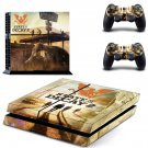 State of Decay 2 decal skin sticker for PS4 console and controllers