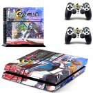 Fate Extella decal skin sticker for PS4 console and controllers