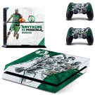 Kevin Garnett decal skin sticker for PS4 console and controllers
