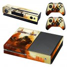 Tom Clancy's Rainbow Six Siege decal skin sticker for Xbox One console and controllers