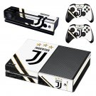 Juventus decal skin sticker for Xbox One console and controllers