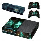 Sea of Thieves decal skin sticker for Xbox One console and controllers