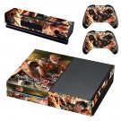 Attack on Titan 2 decal skin sticker for Xbox One console and controllers