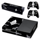 Sword Art Online decal skin sticker for Xbox One console and controllers