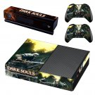 Dark Souls decal skin sticker for Xbox One console and controllers