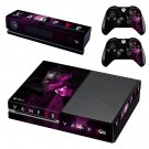 Vampyr decal skin sticker for Xbox One console and controllers
