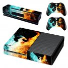 Your Soaring Phoenix decal skin sticker for Xbox One console and controllers