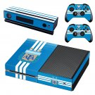 Argentine Football Association decal skin sticker for Xbox One console and controllers