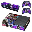 Bloodstained Ritual of the Night decal skin sticker for Xbox One console and controllers