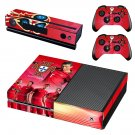 2018 FIFA World Cup Cristiano Ronaldo decal skin sticker for Xbox One console and controllers