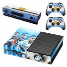 2018 FIFA World Cup AFA decal skin sticker for Xbox One console and controllers