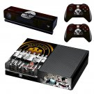 2018 FIFA World Cup Deutscher decal skin sticker for Xbox One console and controllers