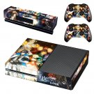 Fate Extella decal skin sticker for Xbox One console and controllers