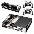 Justin Bieber decal skin sticker for Xbox One console and controllers