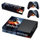 Battlefield 5 world war decal skin sticker for Xbox One console and controllers