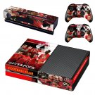 Liverpool FC decal skin sticker for Xbox One console and controllers