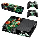 Kyrie Irving decal skin sticker for Xbox One console and controllers