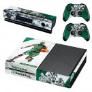 Kevin Garnett decal skin sticker for Xbox One console and controllers