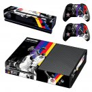 Kevin Durant decal skin sticker for Xbox One console and controllers