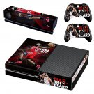 James Harden decal skin sticker for Xbox One console and controllers