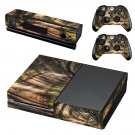 Dark Hedges decal skin sticker for Xbox One console and controllers