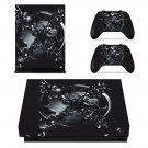 Mortal Kombat X decal skin sticker for Xbox One X console and controllers