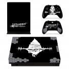 Sword Art Online decal skin sticker for Xbox One X console and controllers
